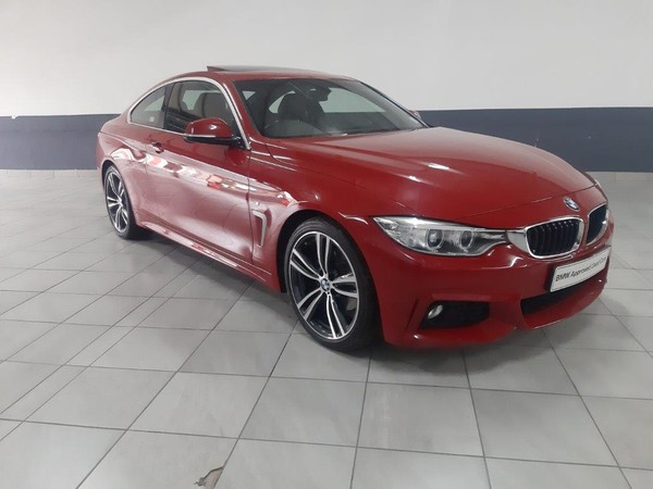 2017 BMW 4 Series 420D Coupe M Sport Auto Free State_0