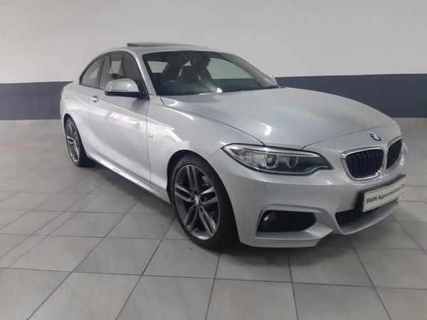 2016 BMW 2 Series 220D M Sport Auto Free State_0