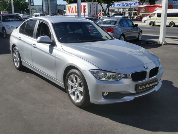 2015 BMW 3 Series 320d At f30  Western Cape Western Cape_0