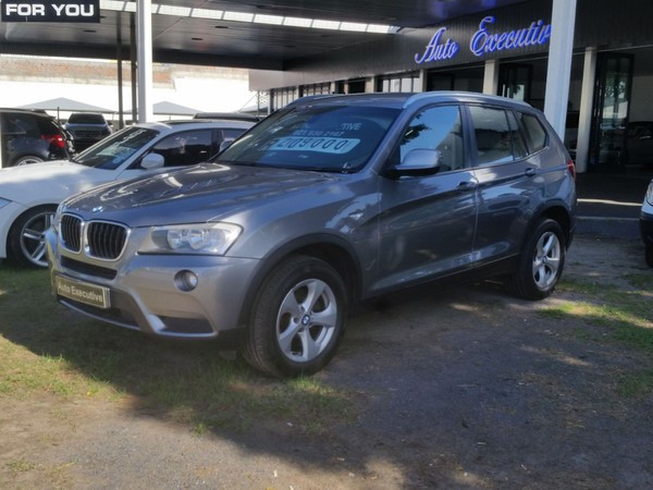 2011 BMW X3 Xdrive20d At  Western Cape Western Cape_0