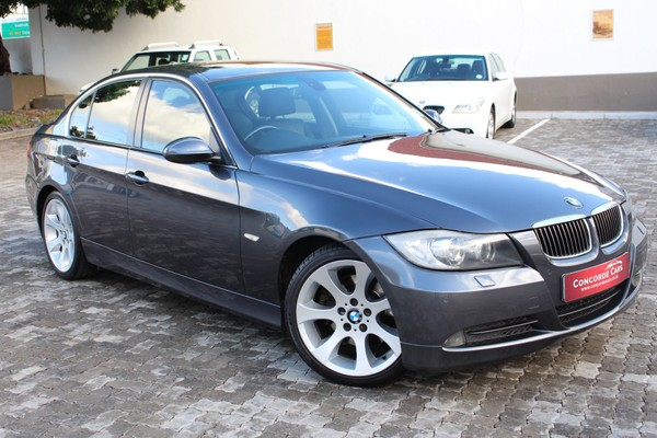 2007 BMW 3 Series 330i At e90  Western Cape Cape Town_0