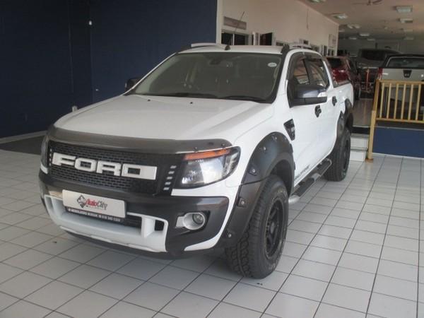 2015 Ford Ranger 3.2TDCi WILDTRAK Auto Double Cab Bakkie Gauteng Nigel_0