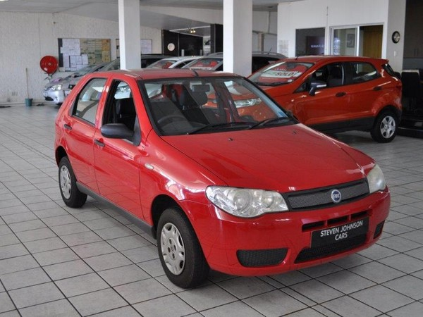 2008 Fiat Palio 1.2 Active 5dr  Western Cape Cape Town_0
