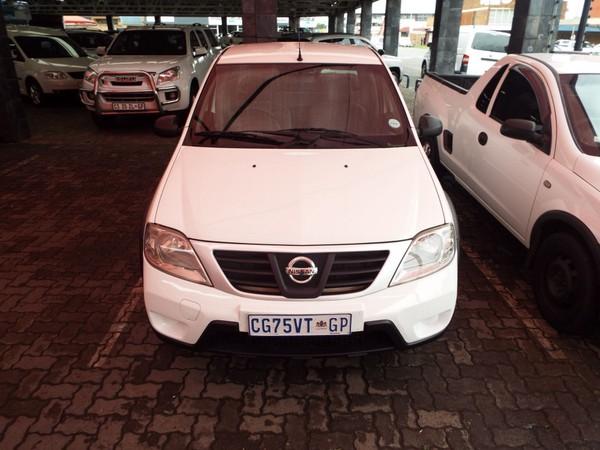 2013 Nissan NP200 1.6 S dual Airbags Pu Sc  Gauteng Vereeniging_0