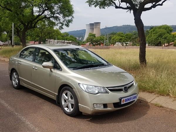 2007 Honda Civic 1.8 Vxi  Gauteng Pretoria West_0