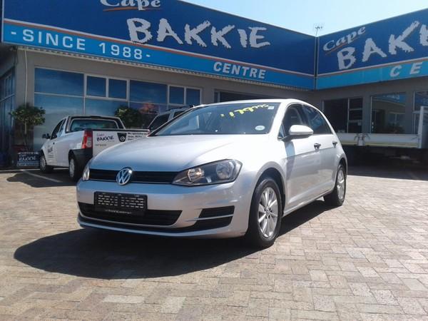 2014 Volkswagen Golf Vii 1.2 Tsi Trendline  Western Cape Parow_0