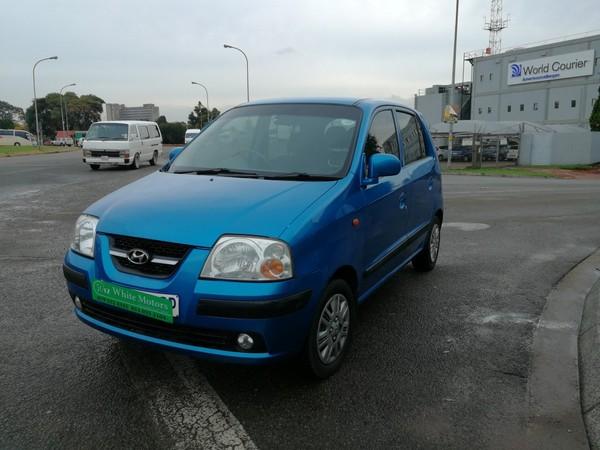 2007 Hyundai Atos Atoz Prime 1.0  Gauteng Kempton Park_0