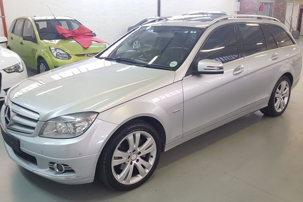 2011 Mercedes-Benz C-Class C220 Cdi  Estate Avanguarde At  Immaculate  Western Cape Maitland_0
