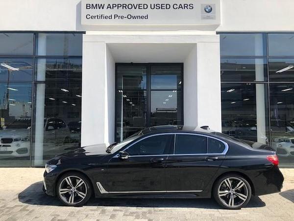2017 BMW 7 Series 740i M Sport Gauteng Midrand_0
