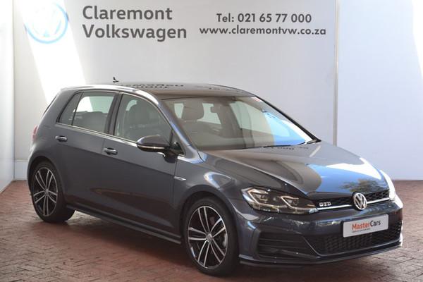 2018 Volkswagen Golf VII GTD 2.0 TDI DSG Western Cape Claremont_0