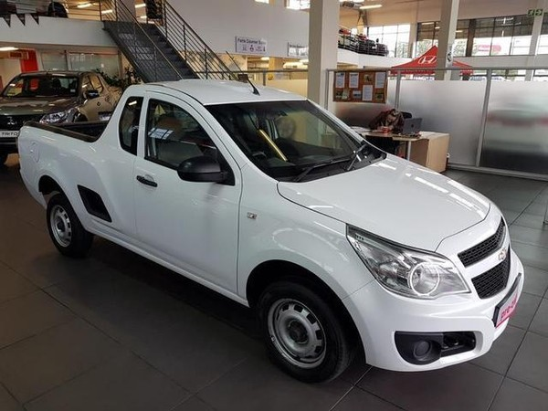 2014 Chevrolet Corsa Utility 1.4 Ac Pu Sc  Gauteng Rivonia_0