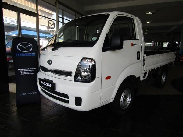 2015 Kia K 2500 Single Cab Bakkie Gauteng Rosettenville_0