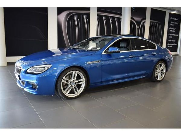 2018 BMW 6 Series 640d Gran Coupe M Sport  Gauteng Pretoria_0