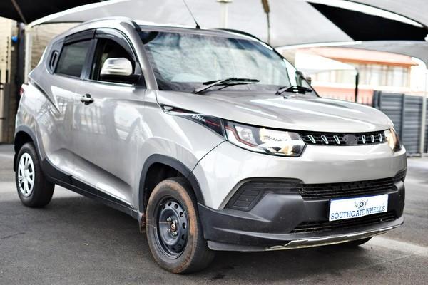 2017 Mahindra KUV 100 1.2TD K6 Gauteng Johannesburg_0
