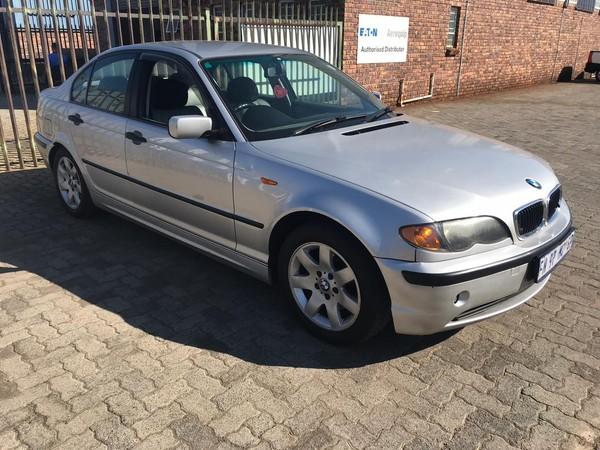 2005 BMW 3 Series 318i e46fl  Gauteng Vereeniging_0