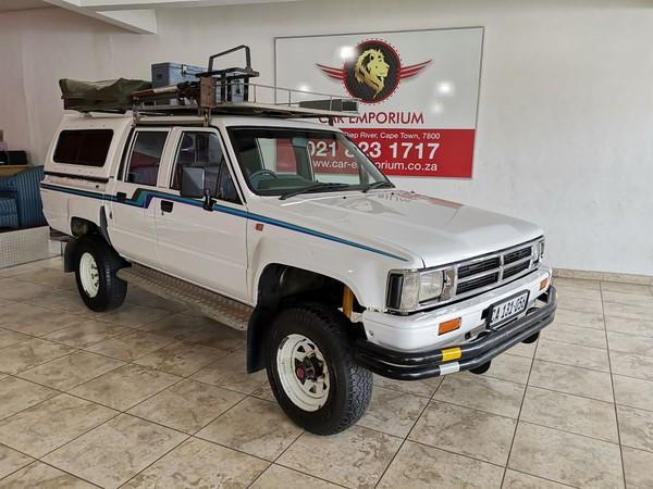 1995 Toyota Hilux 2400 4x4 Pu Dc  Western Cape Diep River_0