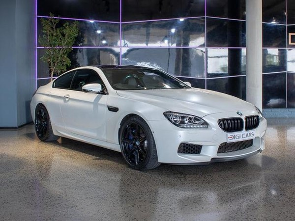 2014 BMW M6 Coupe f12  Gauteng Sandton_0