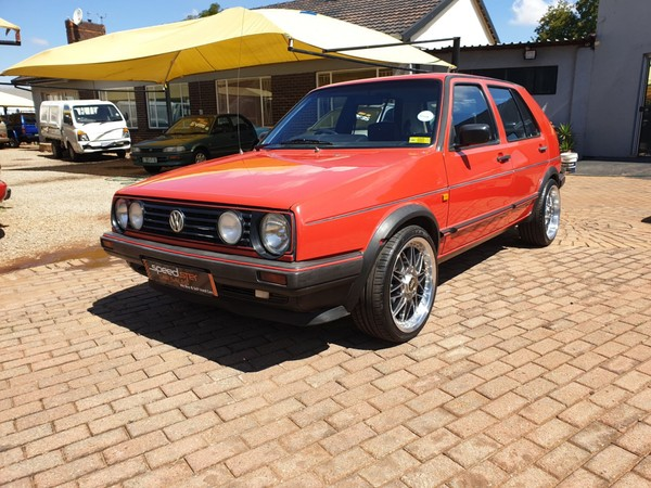 1989 Volkswagen Golf GTi  Gauteng Boksburg_0