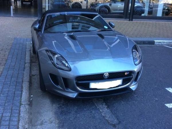2013 Jaguar F-TYPE S 3.0 V6 Western Cape Cape Town_0