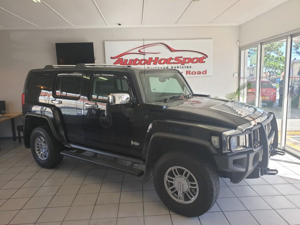 2008 Hummer H3 Luxury At  Western Cape Bellville_0