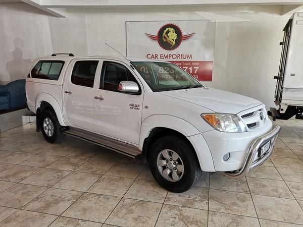 2007 Toyota Hilux 2.7 Vvti Raider Rb Pu Dc  Western Cape Diep River_0