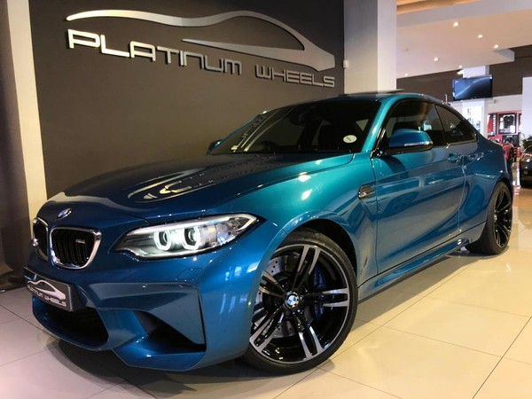 2018 BMW M2 M2 Coupe M-DCT Gauteng Four Ways_0