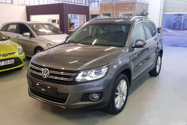 2013 Volkswagen Tiguan 2.0 TDI SportStyle 4 Motion Dsg Fully Loaded Western Cape Maitland_0
