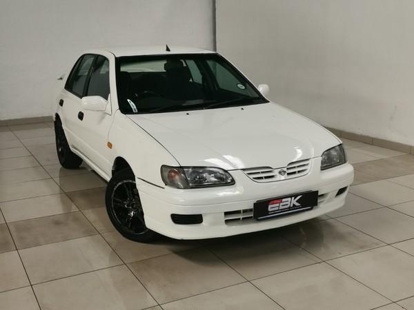 2000 Nissan Sentra 160 Gsi At Ac  Gauteng Johannesburg_0