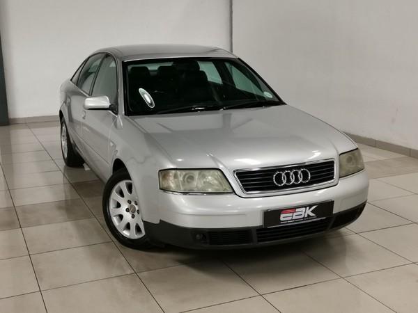 1999 Audi A6 2.4 Tiptronic  Gauteng Johannesburg_0