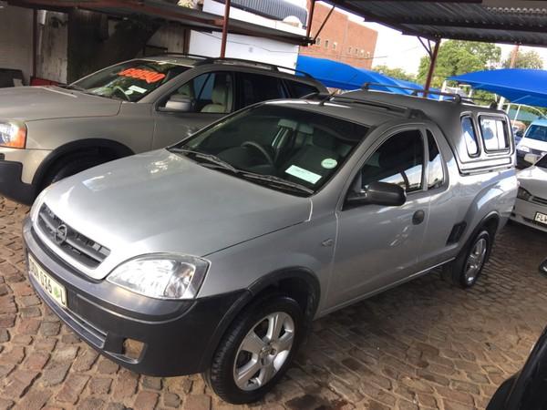 2009 Opel Corsa Utility 1.4i Pu Sc  Gauteng Bramley_0