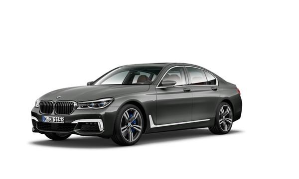 2017 BMW 7 Series 750i M Sport Gauteng Roodepoort_0