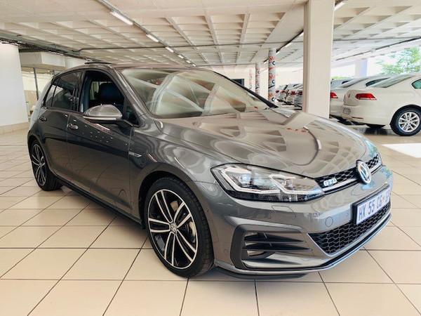 2019 Volkswagen Golf VII GTD 2.0 TDI DSG Gauteng Pretoria_0