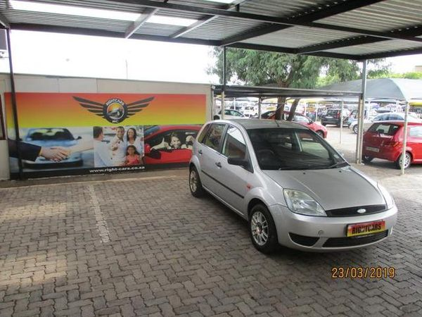 2005 Ford Fiesta 1.4i 5dr  Gauteng North Riding_0