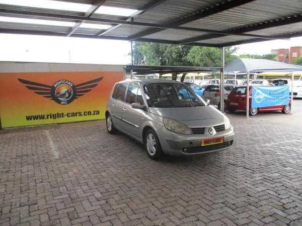2004 Renault Scenic 2.0 Dynamique  Gauteng North Riding_0