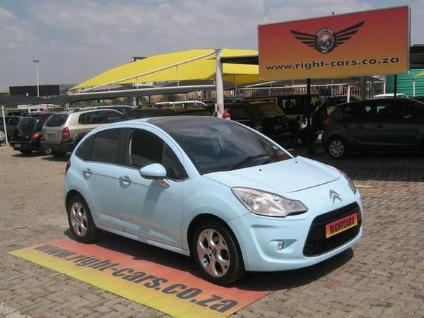 2010 Citroen C3 1.4 Vti Seduction  Gauteng North Riding_0