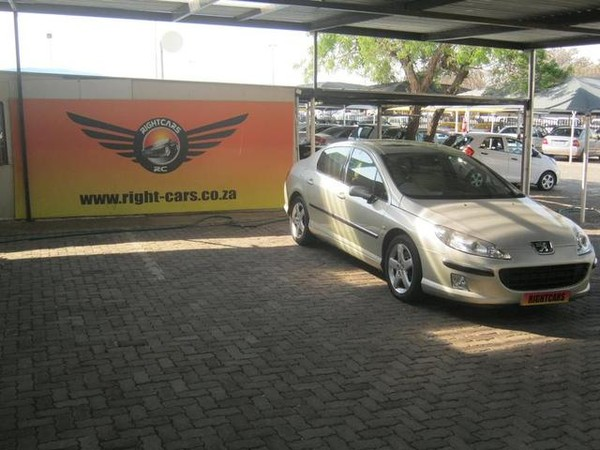 2005 Peugeot 407 3.0 St Executive At  Gauteng North Riding_0