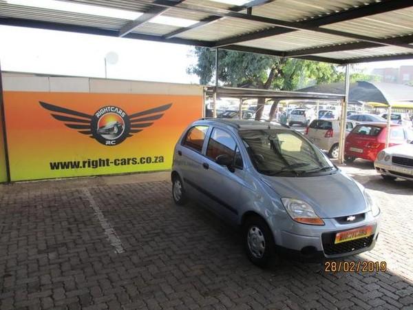 2011 Chevrolet Spark Lite L 5dr  Gauteng North Riding_0