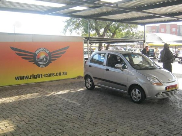 2009 Chevrolet Spark Ls 5dr  Gauteng North Riding_0