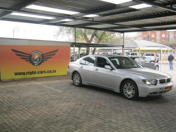 2002 BMW 7 Series 745i e65  Gauteng North Riding_0
