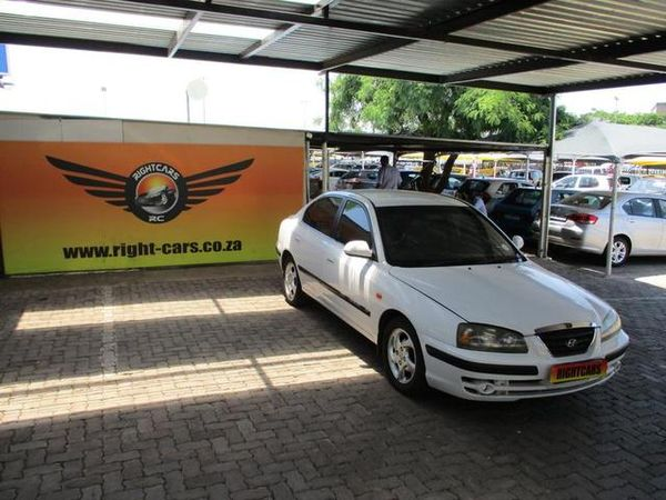 2007 Hyundai Elantra 1.6  Gauteng North Riding_0