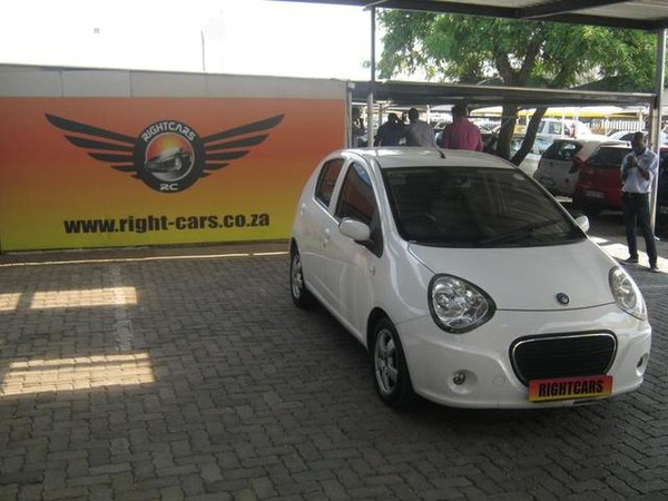 2012 Geely LC 1.3 Gl 5dr  Gauteng North Riding_0
