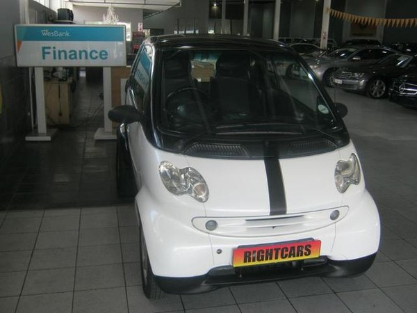 2003 Smart Coupe Pure  Gauteng North Riding_0