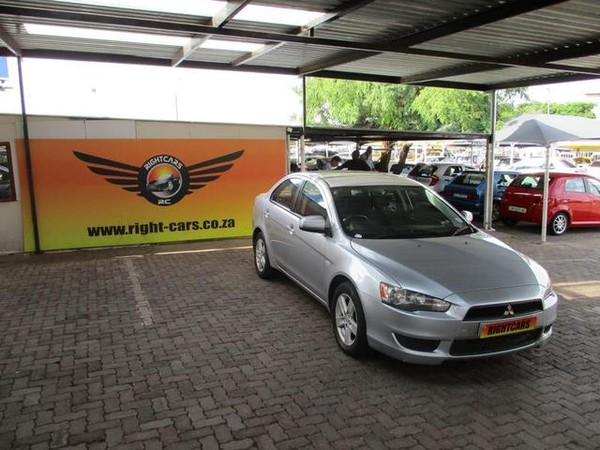 2007 Mitsubishi Lancer 2.0 Gls  Gauteng North Riding_0