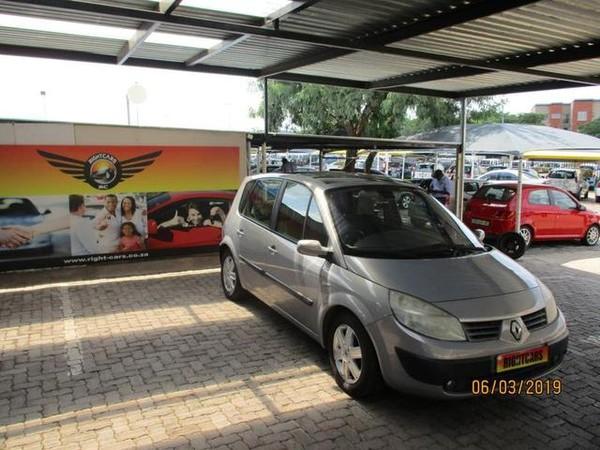 2005 Renault Grand Scenic Ii Privilege 1.9dci  Gauteng North Riding_0