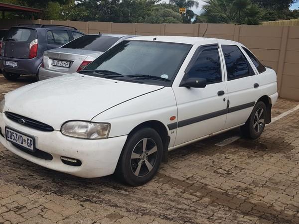 1996 Ford Escort 1.4i Entre Sd  Gauteng Boksburg_0