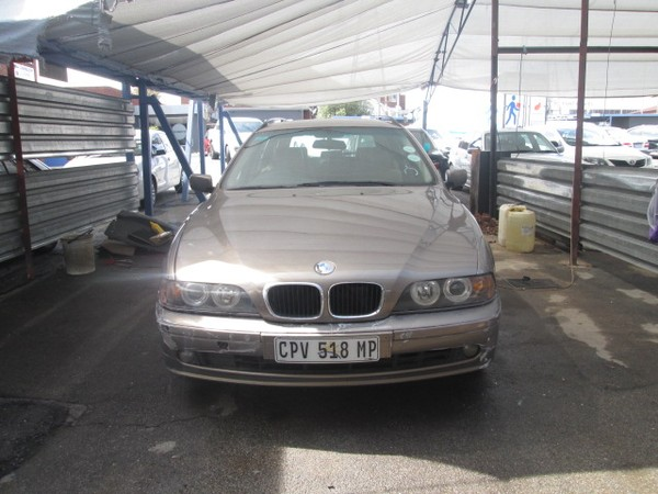 2002 BMW 5 Series 525i At e39  Gauteng Sandton_0