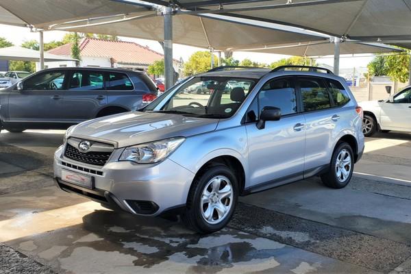 2014 Subaru Forester 2.5 X  Western Cape George_0