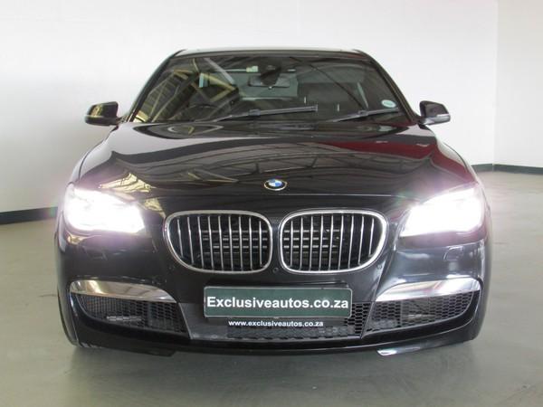 2015 BMW 7 Series 750i M Sport f01  Gauteng Pretoria_0