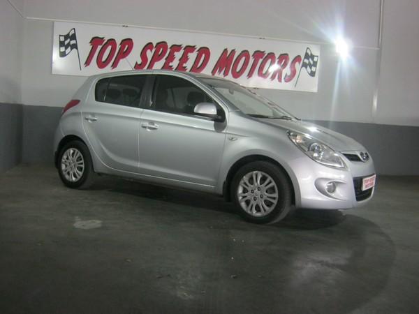 2010 Hyundai i20 1.6  Gauteng Vereeniging_0