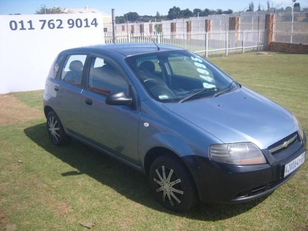2007 Chevrolet Aveo 1.5 5dr  Gauteng Roodepoort_0